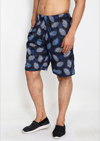 Blue Leaves Boardshorts