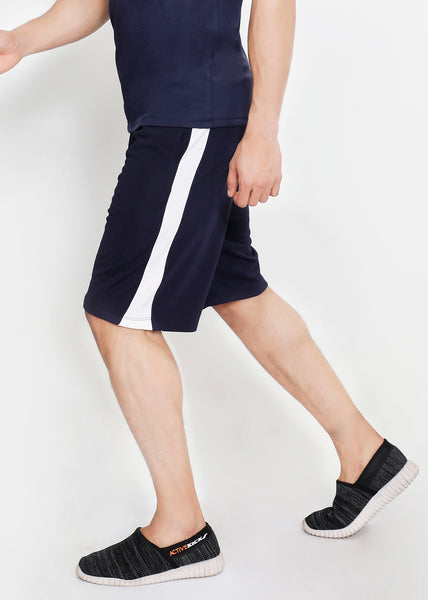 Navy Basketball Shorts