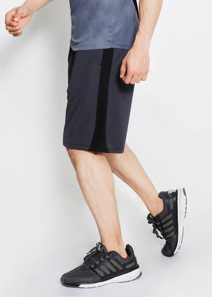 Charcoal Grey Basketball Shorts