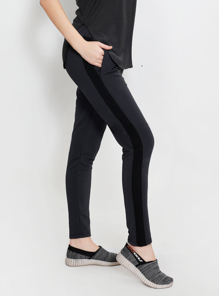 Charcoal Slim Fit Joggers