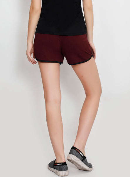 Cherry Comfy Shorts