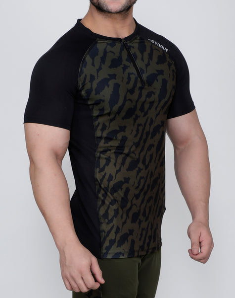 Wild Spirit Compression T-Shirt
