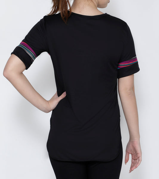 Parallel Lines Long T-Shirt