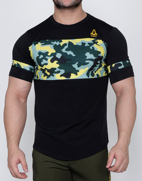 Black Marine T-Shirt