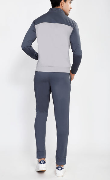 Silver Grey Tracksuit