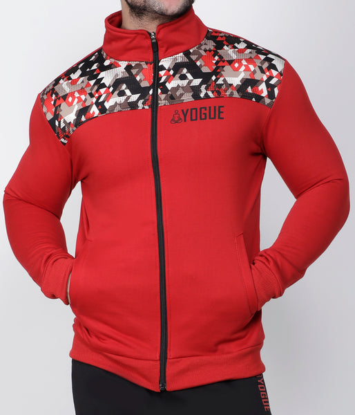 Red Trance Jacket