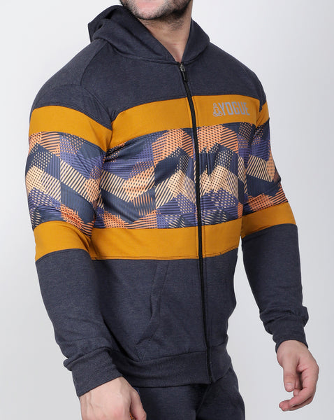 Graphite & Gold Thermal Tracksuit