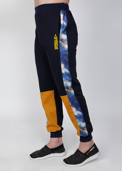 Navy Sunshine Thermal Tracksuit