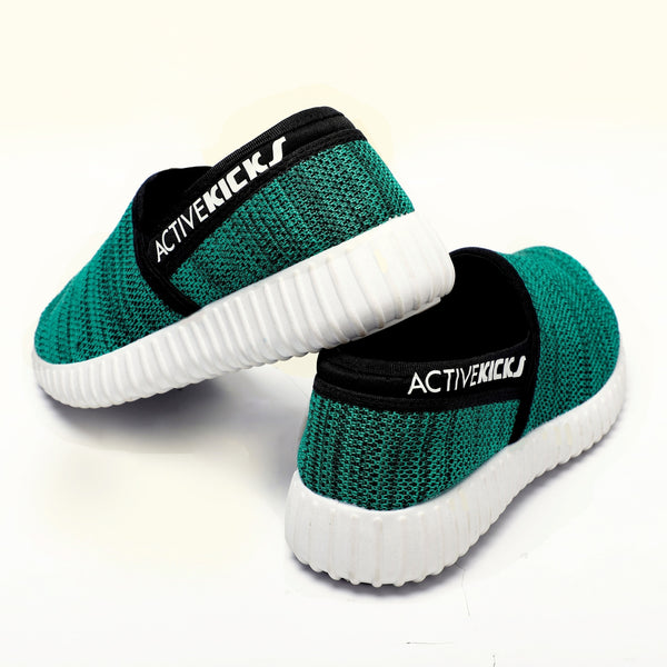 ACTIVEKICKS® Walking Sneakers - Hawaii Green