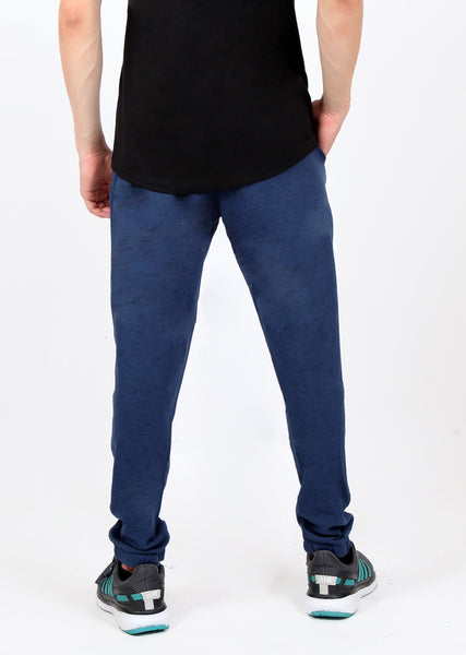Blue French Terry Joggers