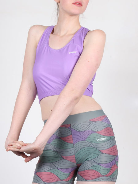 Yoga-Short Top