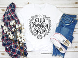 Club Pumpkin Spice Shirt Fall tshirts for Woman, Pumpkin Spice Latte, Autumn Halloween Thanksgiving, October November PSL Club Pumpkin Gift
