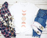 Mommy & Me Tees, Boho Sun & Boho Moon Shirts Sold Separately