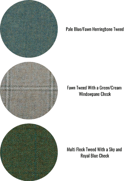 tweed colours