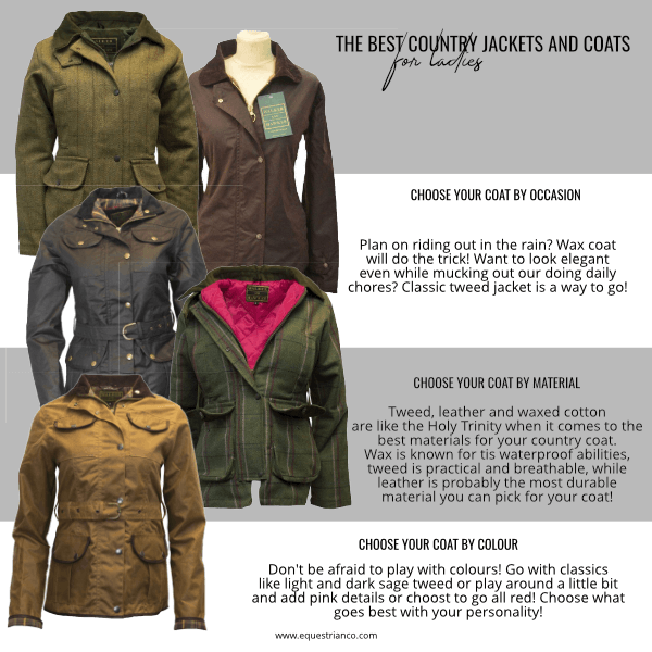 Best country coats for women