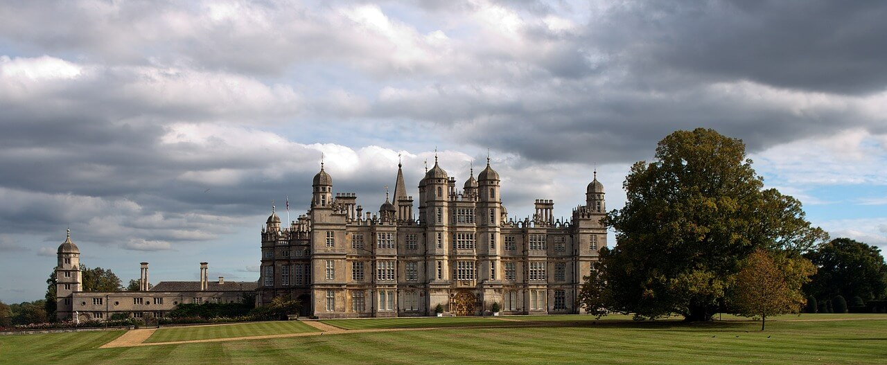 Burghley House