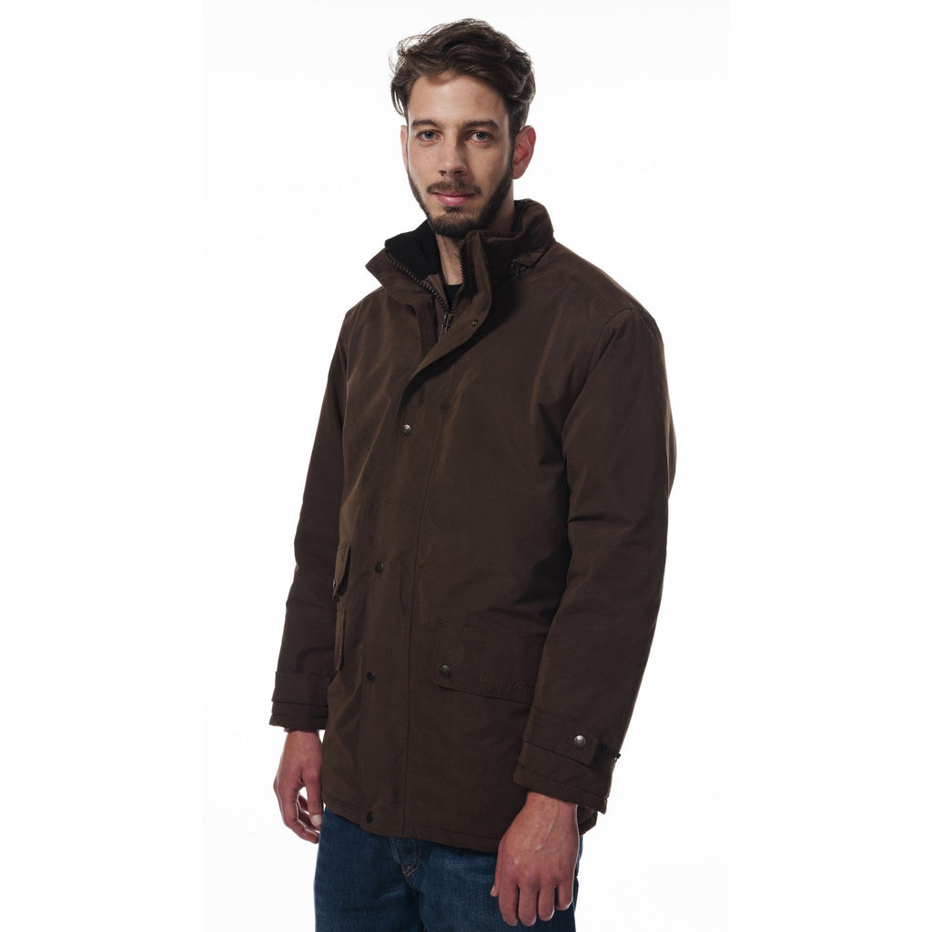 Hunter Outdoor Harvey Men's Shooting Jacket-Equestrian Co.