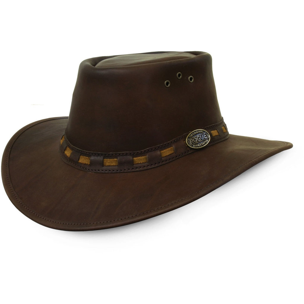 Rogue Ranger Safari / Cowboy Hat 127X Oxblood-Equestrian Co.