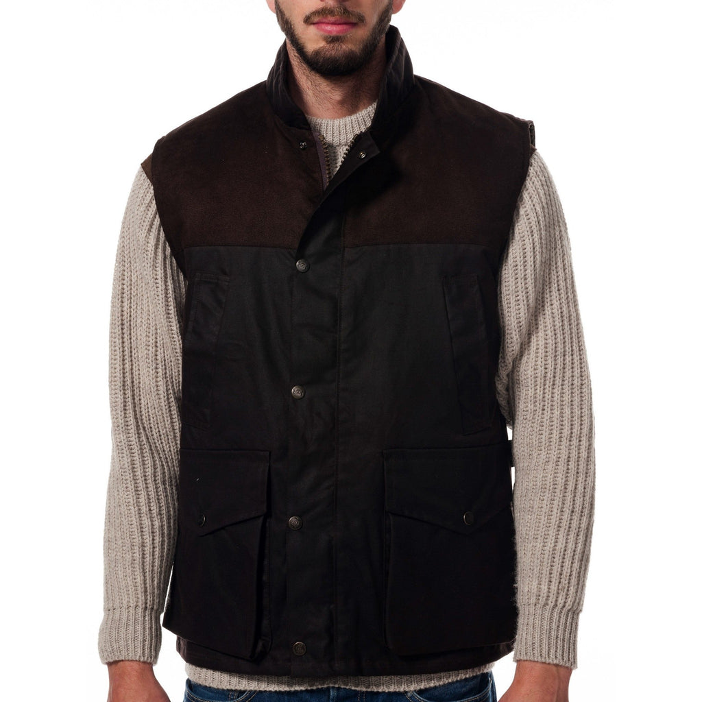 Hunter Outdoor Town & Country Unisex Shooting Gilet - Equestrian Co. - 3