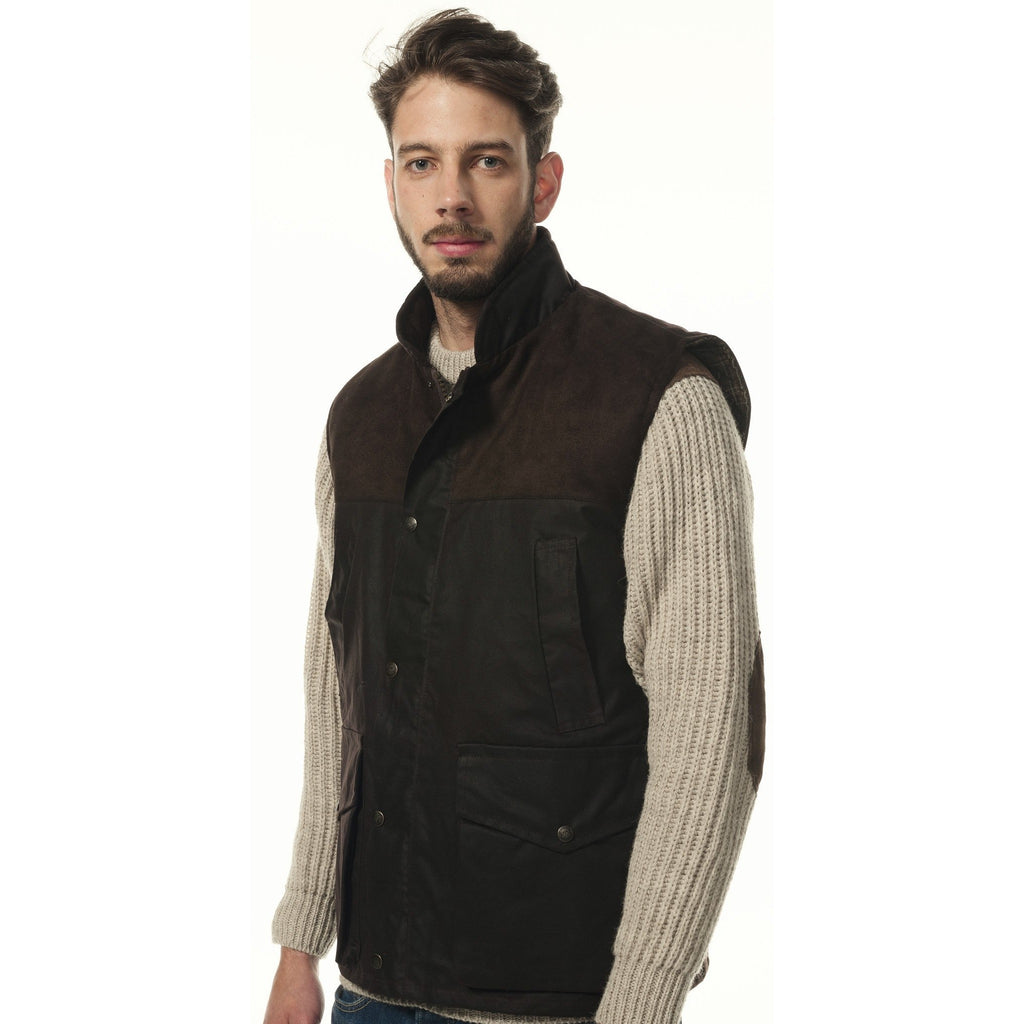 Hunter Outdoor Town & Country Unisex Shooting Gilet-Equestrian Co.