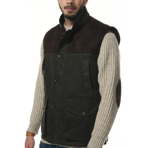 Hunter Outdoor Town & Country Unisex Shooting Gilet - Equestrian Co. - 1