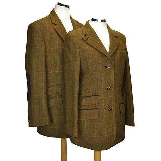 Hunter Outdoor Briar Men's Wool Tweed Blazer - Equestrian Co. - 3