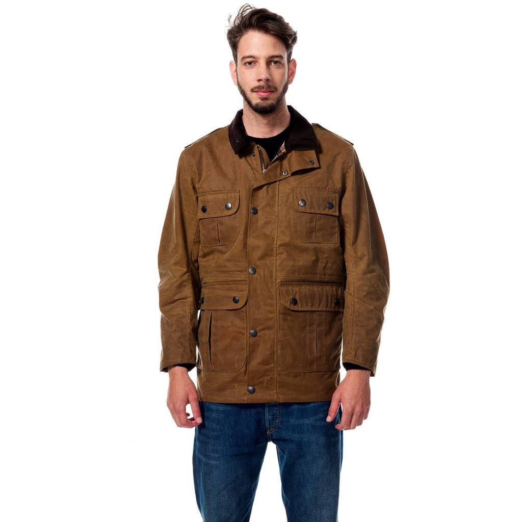 Hunter Outdoor Suffolk Men's Wax Jacket - Equestrian Co. - 1