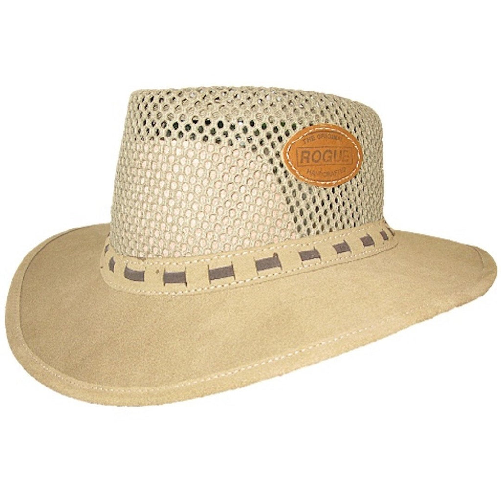 Rogue Suede Breezy Safari Hat 301K-Equestrian Co.
