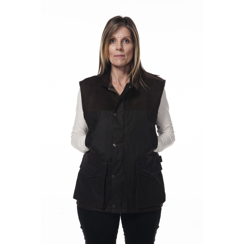 Hunter Outdoor Town & Country Unisex Shooting Gilet - Equestrian Co. - 4
