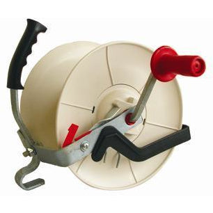 Hotline 25G5 Premium 3:1 Ratio Electric Fencing Reel - Equestrian Co.