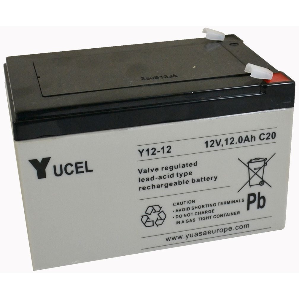 Electric Fence 12v Battery - 36Ah - Sealed Lead Oxide