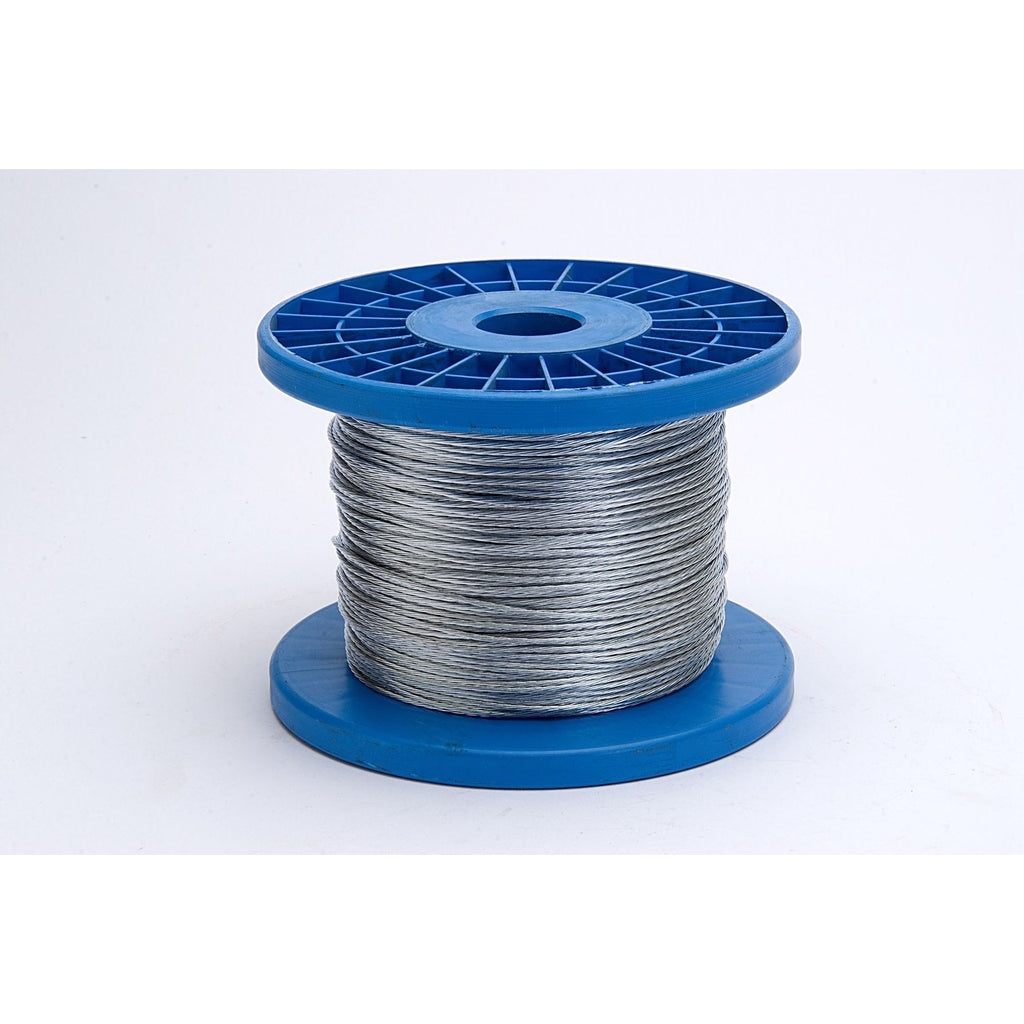 Hotline Electric Fence Galvanised Stranded Steel Wire-Equestrian Co.