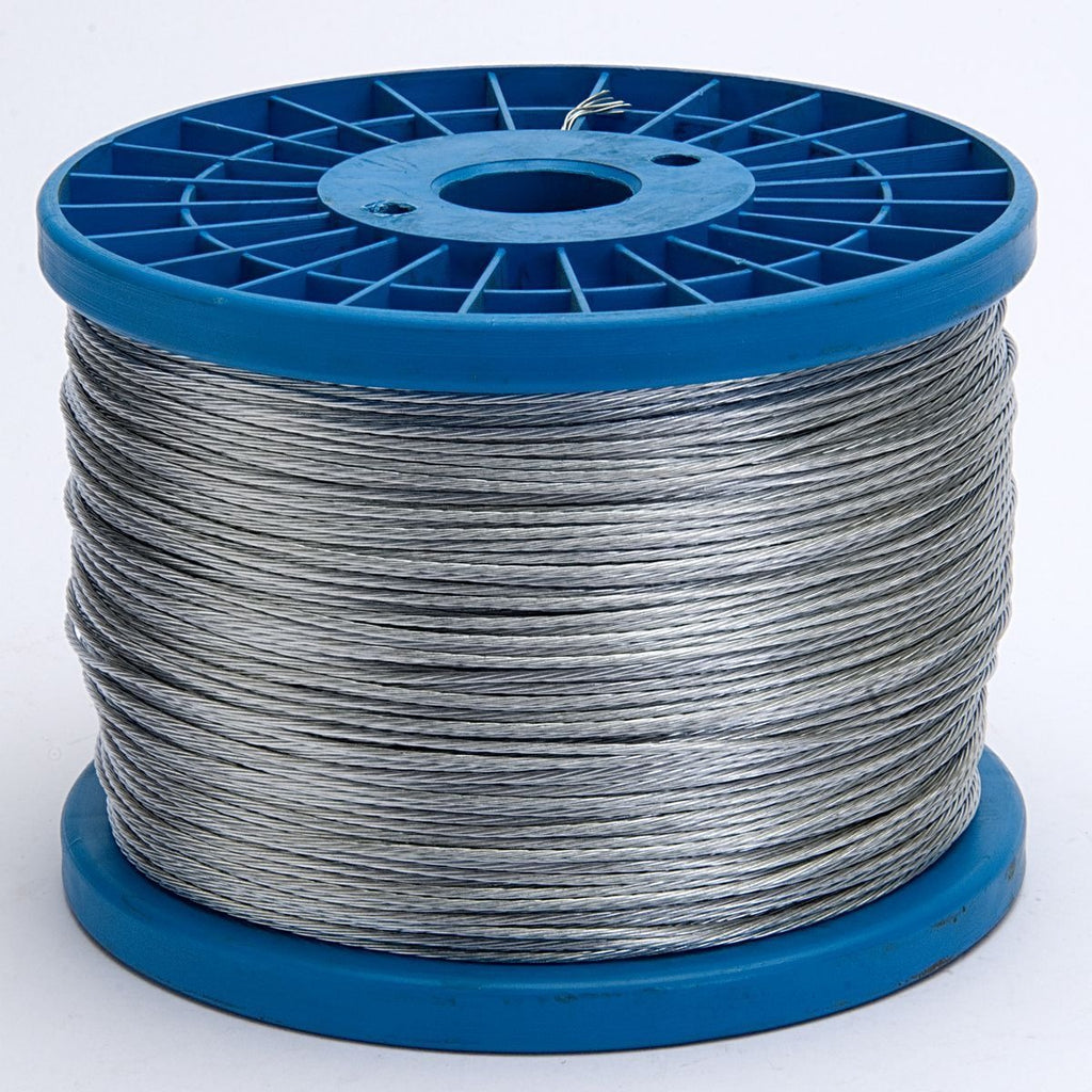 Hotline Electric Fence Galvanised Stranded Steel Wire