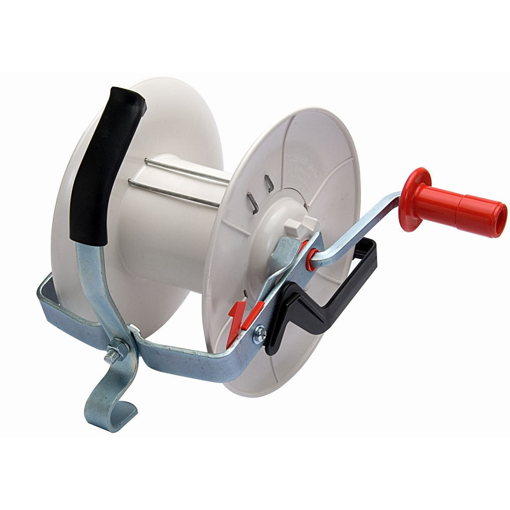 Hotline 1:1 Plastic Electric Fence Reel - Wire or Tape-Equestrian Co.