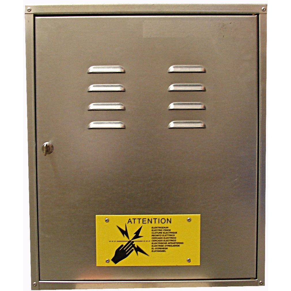 Hotline VP1 Electrifiable Security Box for Energiser & Battery - Equestrian Co.