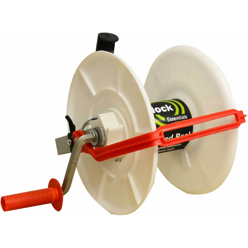 Hotline 3:1 Gearted Electric Fence Reel - 800 m Wire