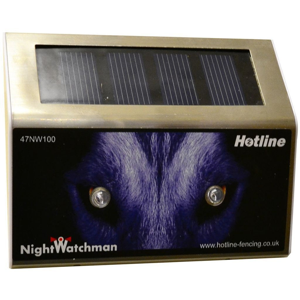 Hotline LED Predator Deterrent - Night Watchman-Equestrian Co.