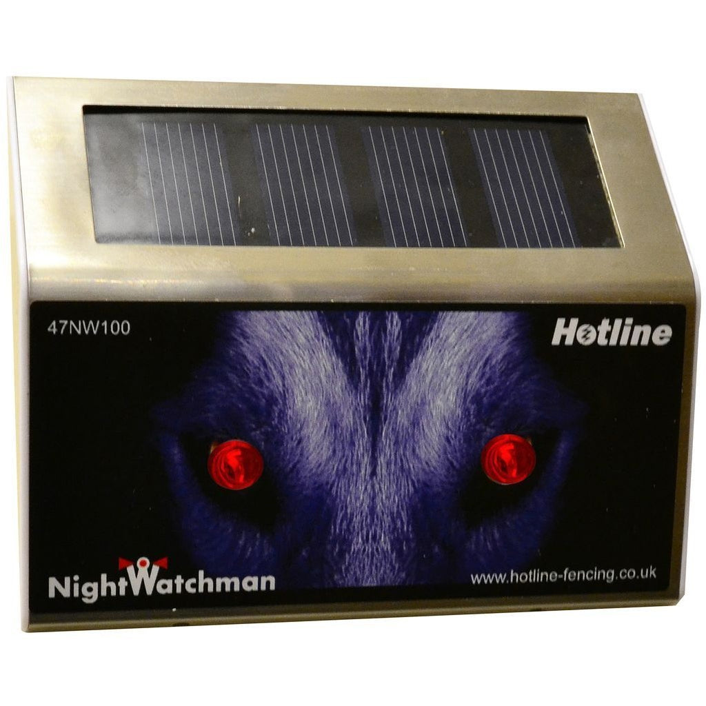 Hotline LED Predator Deterrent - Night Watchman