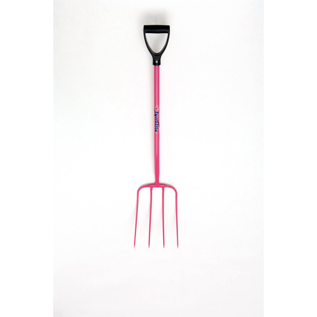 Fyna Lite 4 Prong High-Strength Manure / Hay Fork / Pitchfork-Equestrian Co.