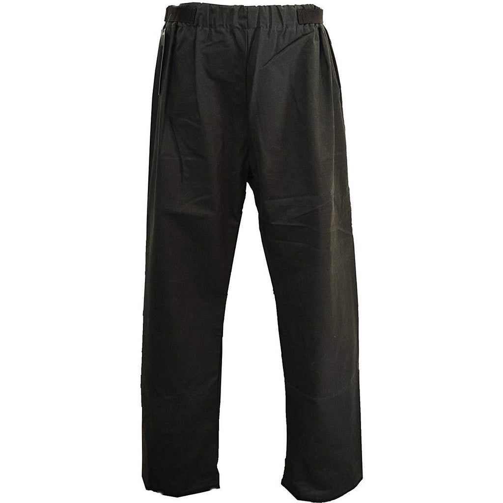 Walker & Hawkes Unisex Country Waxed Cotton Waterproof Over Trousers