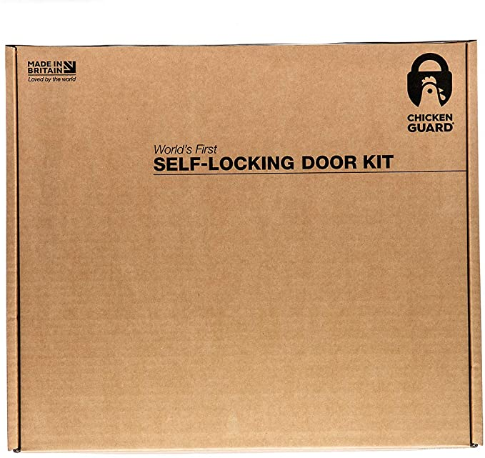 ChickenGuard Self-Locking Door Kit