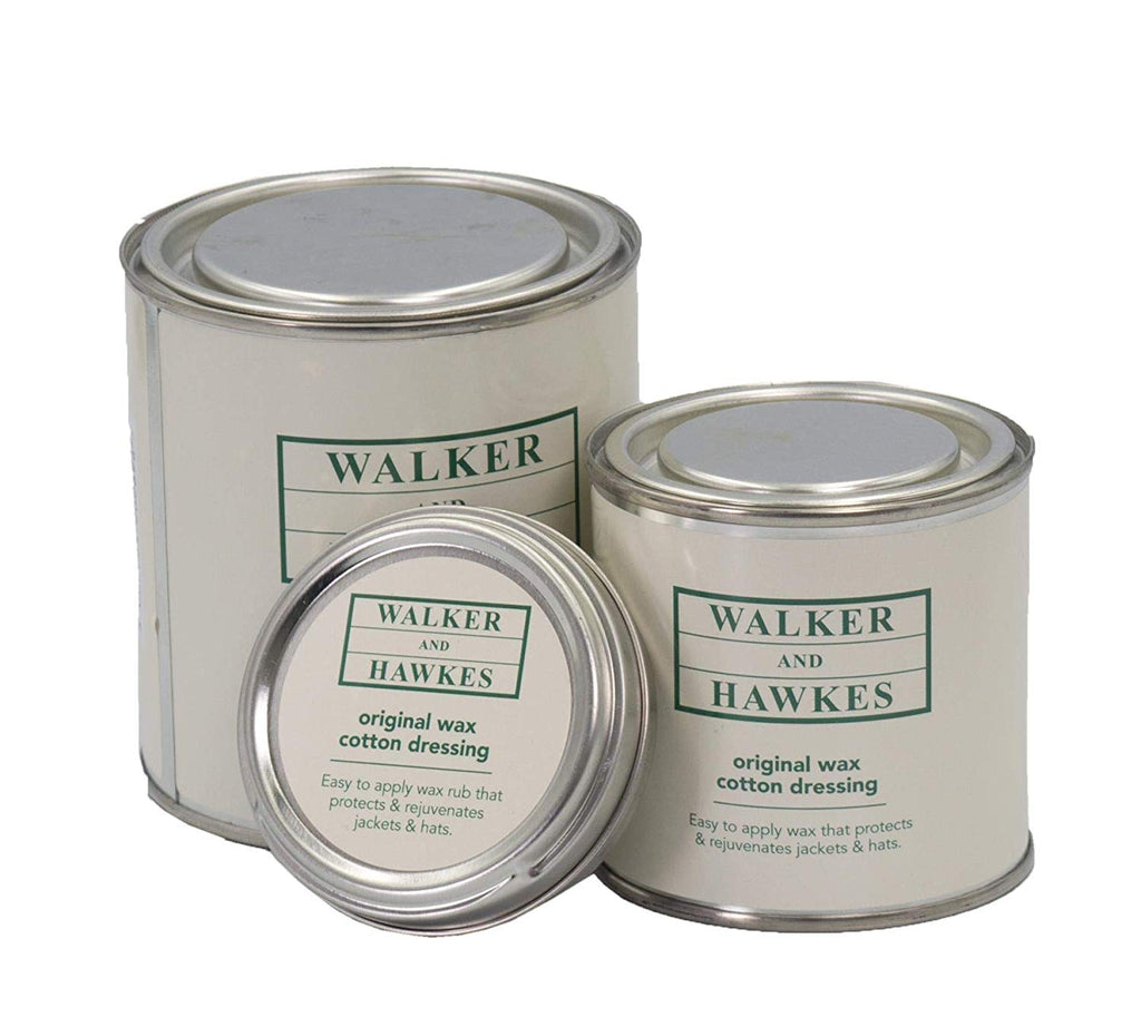 Walker & Hawkes Original Wax Dressing / Re-Proof / Protection