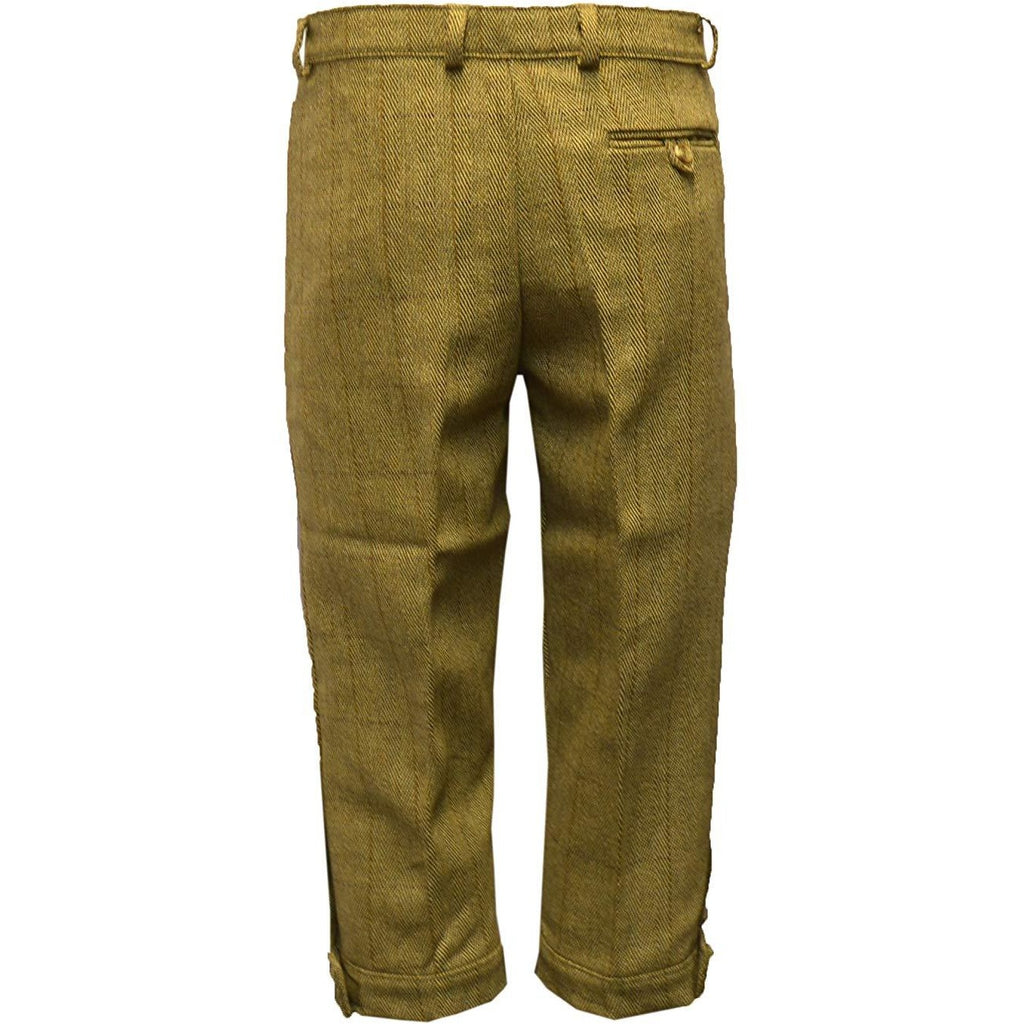 Walker & Hawkes Children's Light Sage Tweed Shooting Breeks/Plus Fours-Equestrian Co.
