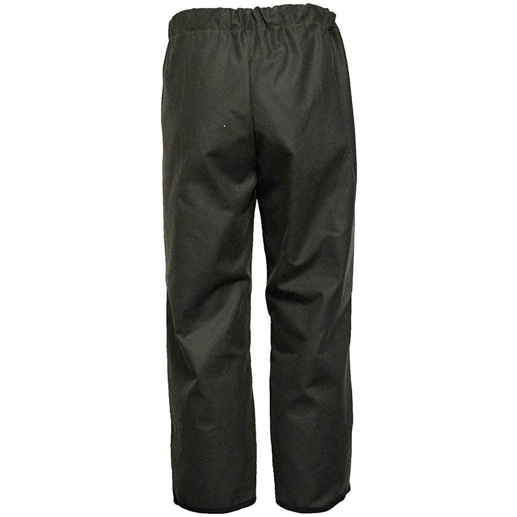 Walker & Hawkes Unisex Wax Waterproof Country Treggings / Trousers