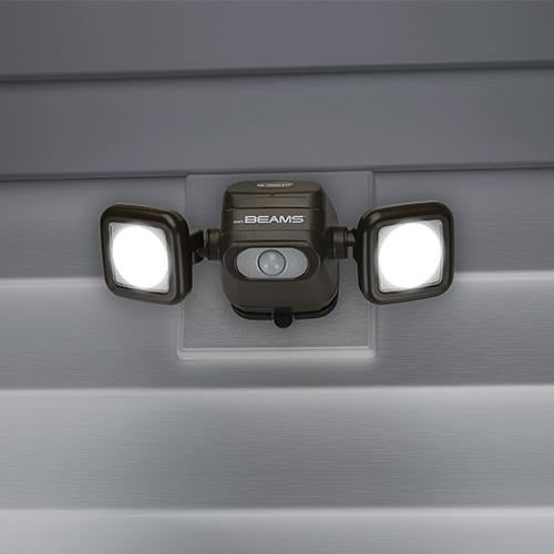 Mr Beams High Performance Battery-Powered Dual LED Spotlight