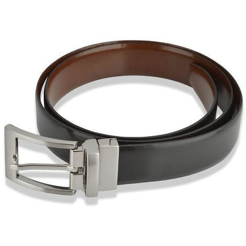 Woodland Leathers Classic Unisex Reversible Belt - Equestrian Co.