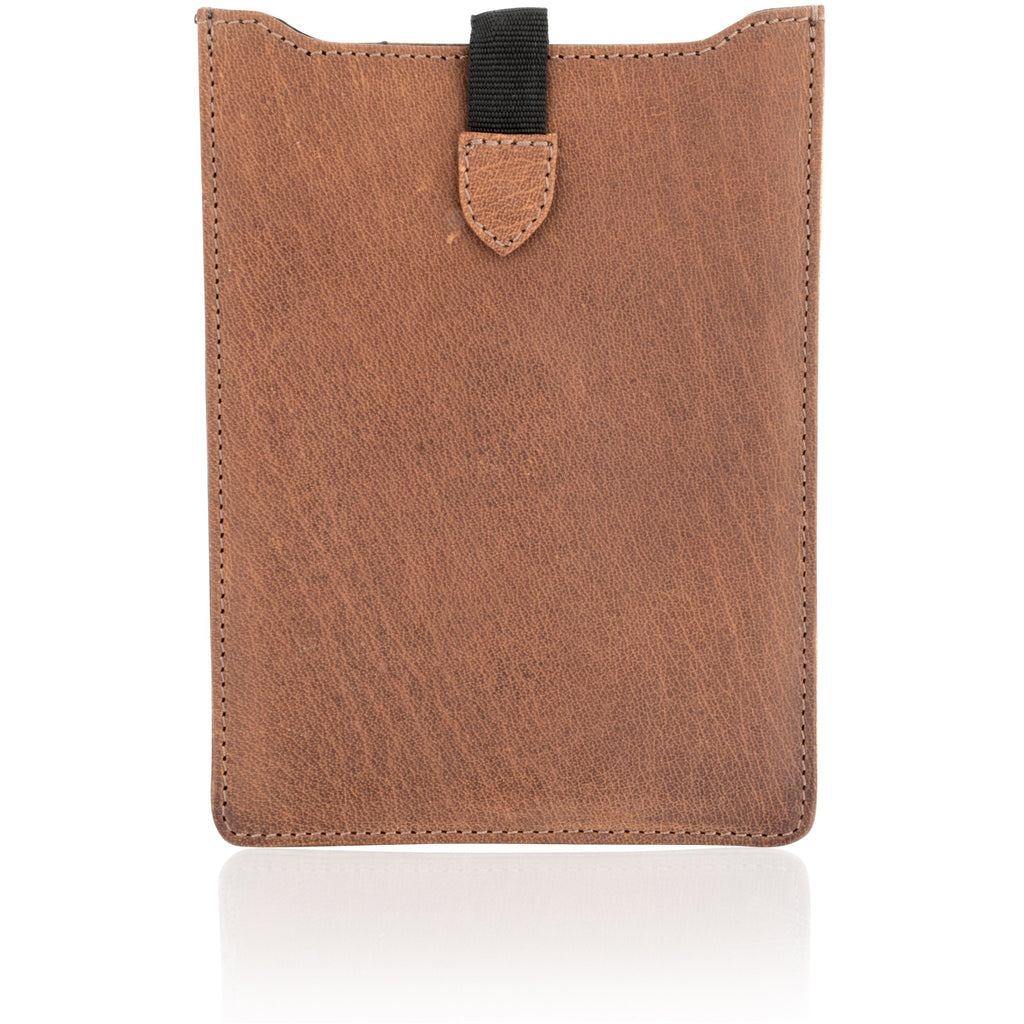 Woodland Leather Naturally Stained Vintage Leather Tablet / iPad Case-Equestrian Co.