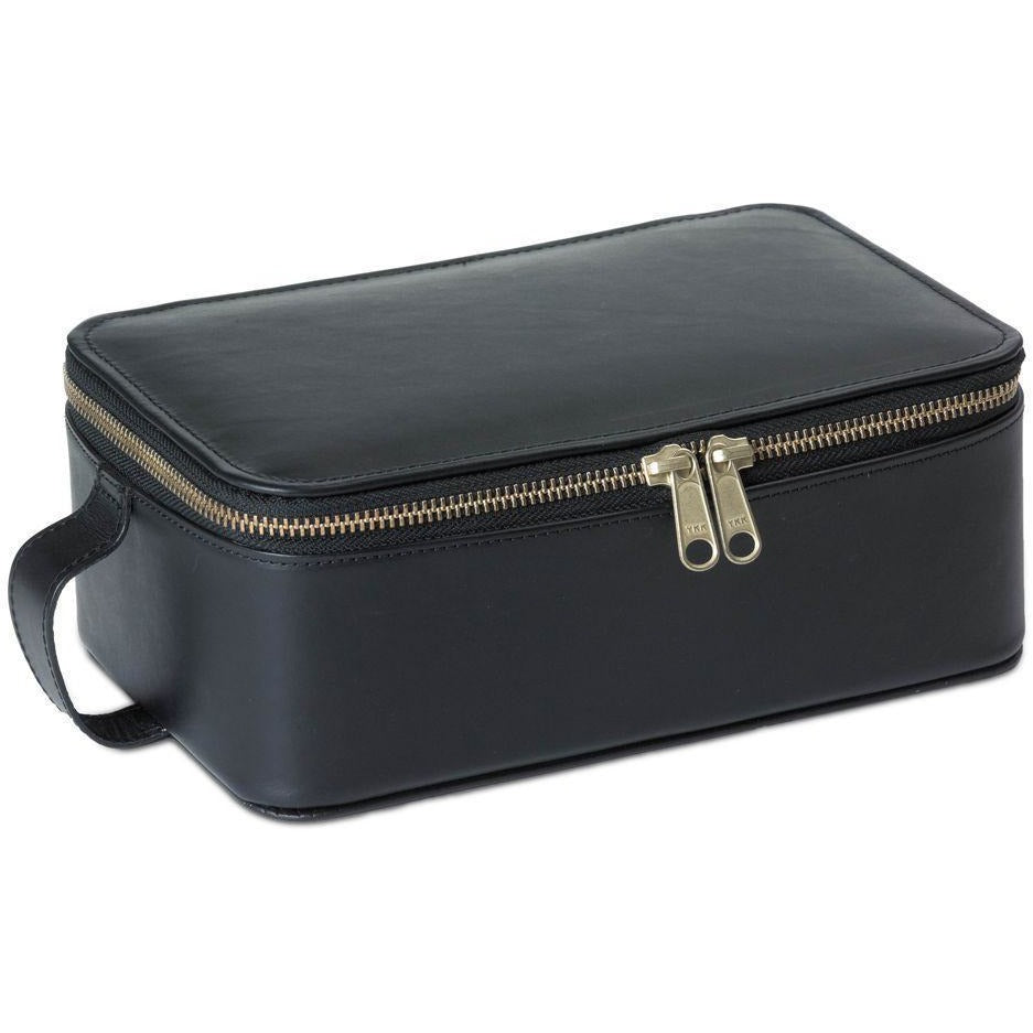 Woodland Leather Luxurious Leather Jewellery Box-Equestrian Co.