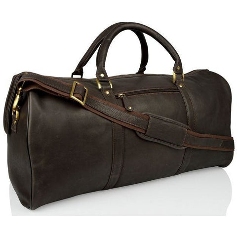 Woodland Leathers Large Weekend Travel Bag/Holdall - Equestrian Co. - 1