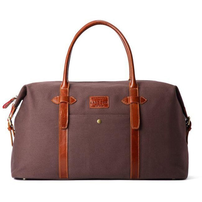 Hautton Canvas Cabin Holdall / Weekender / Travel / Overnight Bag-Equestrian Co.